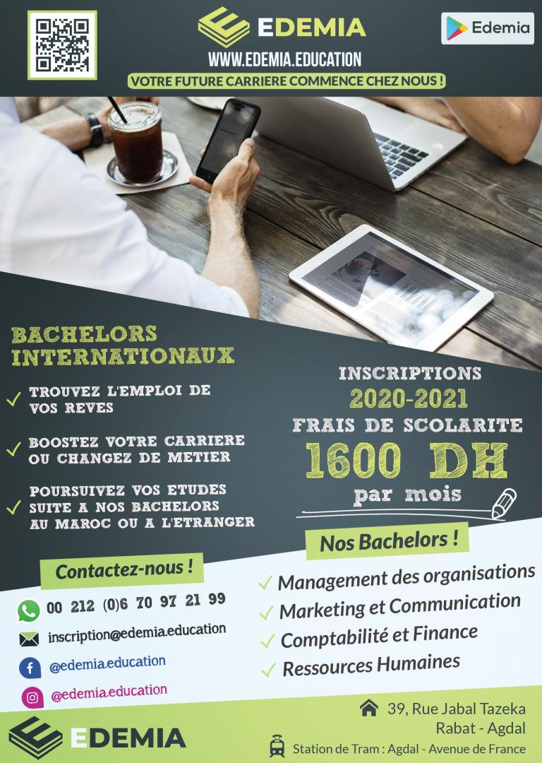 Licence professionelle Rabat